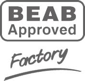 BEAB Approved factory