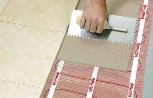 Verhoogt vloerverwarming de vloer