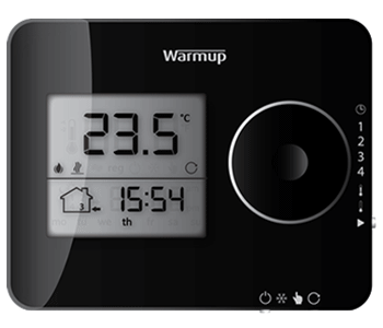 tempo thermostaat vloerverwarming