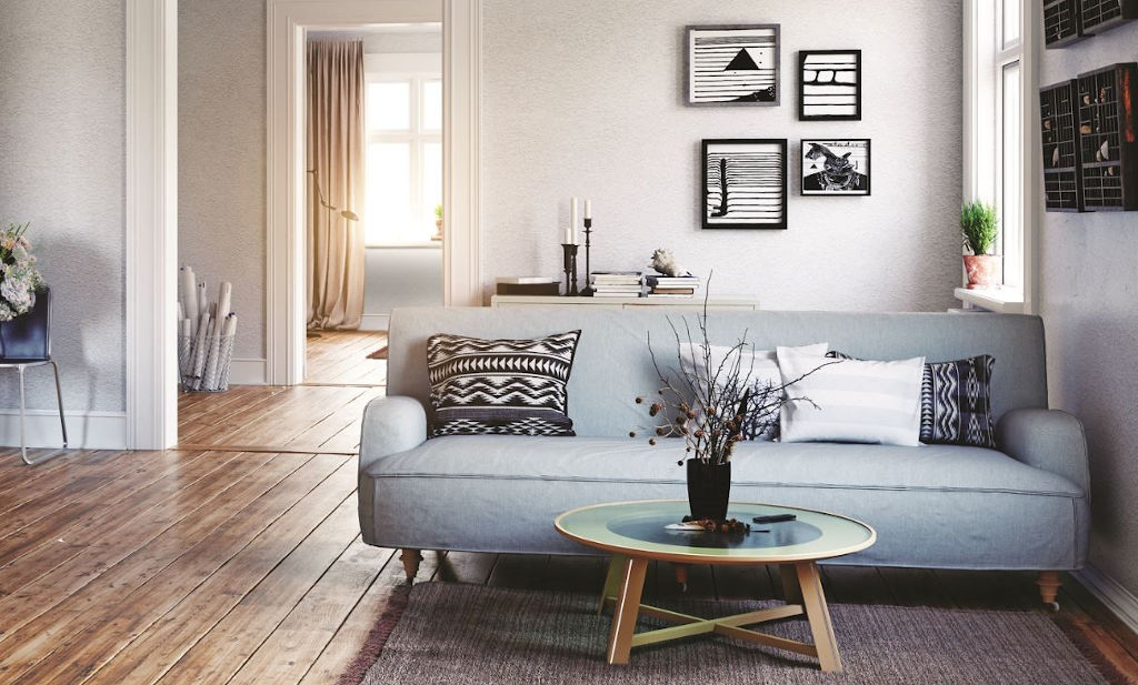 vloerverwarming woonkamer